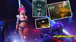 《赛博朋克2077》的故事将面向成年玩家 对V的道德产生质疑