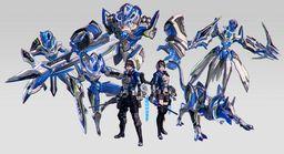《異界鎖鏈》公開大量Legion設定原畫 豪華版特典藝術集收錄