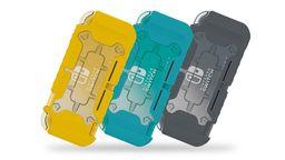 HORI發表一波Switch Lite用周邊產品 含保護殼貼膜包包等