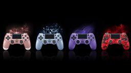 索尼推出四種新配色的PS4手柄 9月6日上市售價420元