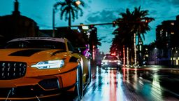 《極品飛車 熱度》公開實機游戲視頻 可在APP中提前定制賽車