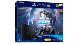 《怪物獵人世界 Iceborne》在日本推出三款同捆PS4主機套裝