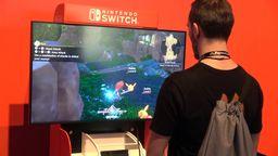 《圣剑传说3 玛娜的试炼》科隆游戏展Switch版屏摄试玩影像