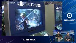 《最终幻想7 重制版》科隆游戏展16分钟屏摄试玩视频