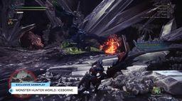 《怪物猎人世界 Iceborne》碎龙实机演示 黏菌附带黏着效果