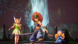 《圣剑传说3 玛娜的试炼》科隆游戏展PS4版清晰试玩影像