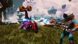 幽默星际科幻冒险游戏《野蛮星球之旅》将于2020年1月发售