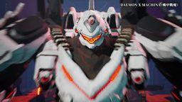 《机甲战魔》(DAEMON X MACHINA)中文宣传影像 9月13日发售