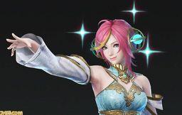 《无双大蛇3 Ultimate》公开新角色盖亚清晰立绘与首批画面
