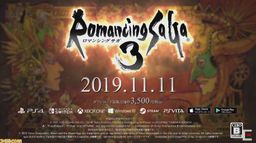 《浪漫沙加3 HD高清版》公布具體發售日期 真·登陸全平臺