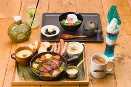 为迎接《怪物猎人世界 冰原》Capcom Cafe宣布推出联动餐品