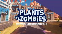 《植物大戰僵尸 和睦小鎮保衛戰》正式公開 將于10月18日發售