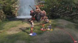 《最终幻想 水晶编年史 高清版》试玩视频 展示组队BOSS战等
