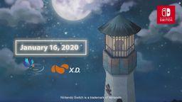 《去月球》Switch版发售日为2020年1月16日 还将推出实体版