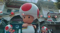 《马力欧赛车TOUR》新宣传片「东京赛道施工中」 9月25日上线