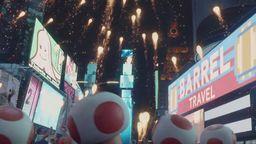 《马力欧赛车TOUR》新宣传片「纽约赛道施工中」 9月25日上线