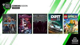 五款游戏即将加入XGP 包含血污 夜之仪式、JUMP力量等