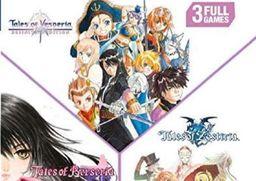传说系列三合一包或将于11月8日推出 包含宵星/绯夜/热情传说