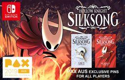 《空洞騎士 絲之歌》將在10月11-13日的PAX AUS提供試玩