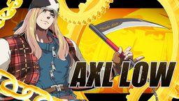 《新罪恶装备》角色AXL宣传片公开 ARCREVO2019提供试玩