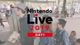 Nintendo Live 2019精彩回顧影像 更新第二日精彩瞬間集錦