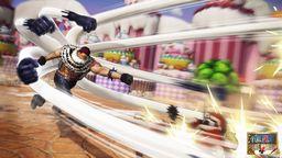 《海贼无双4》新公开数张高清皇冠赌球画面 卡塔库栗参战