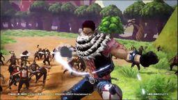 《海賊無雙4》公開可操控角色卡塔庫栗的試玩演示影像