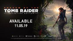 《古墓麗影:暗影 決定版》正式公開 包含全部DLC與新服裝