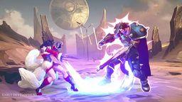《英雄联盟》将推出卡牌、格斗、模拟经营游戏
