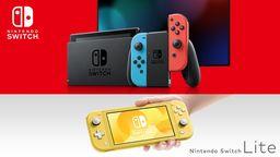 Switch北美销量超1500万台 4款游戏销量超过600万