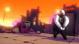 舞蹈画风解谜冒险游戏《死神菲利克斯》今日上线
