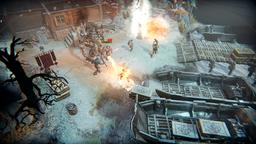 回合制战斗RPG《魔铁危机》先行预告片释出 2020年初发售