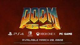 《毀滅戰士64》首段預告片公開 原N64獨占游戲登陸本世代平臺
