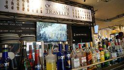 探访上海SE咖啡餐厅:《歧路旅人》主题活动与制作人见面会一览