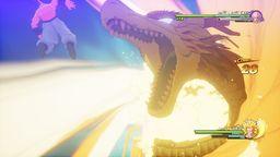《七龙珠Z 卡卡洛特》新游戏截图公开 超3悟空龙拳爆发