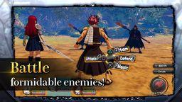 《妖精的尾巴 魔导少年》巴黎游戏周宣传影像 展示最新画面