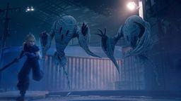 《最終幻想7 重制版》萬圣節賀圖公開 鬼魂重制后的造型公布