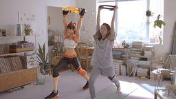 《健身環大冒險》評測:游戲玩家的電子健身教練