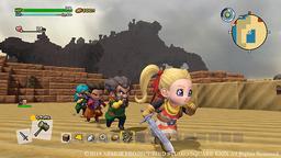 《勇者斗惡龍建造者2》將推出超長試玩版 今日推出
