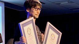 小島秀夫獲吉尼斯世界紀錄認證:粉絲最多的游戲制作人