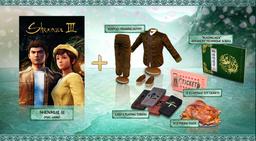 《莎木3》PC中文版上架 现已开启预购11月19日正式发售