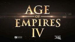 《帝国时代4》首个实机预告片公开 制作人展望系列未来