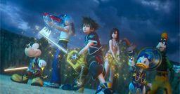 《王國之心3》體驗版已登陸PS4和Xbox One 部分存檔可繼承