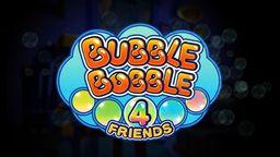 《泡泡龙4 伙伴》上市预告片公开 游戏现已在欧洲地区推出