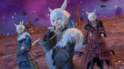 《最終幻想紛爭NT》雅·修特拉與光之戰士將于12月推出新服裝