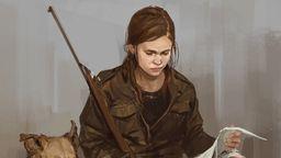 《最后生还者 第二幕》新公开数张艺术概念插图 出现新的场景