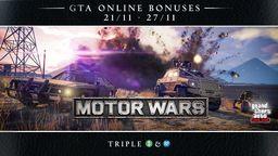 《GTA Online》载具战争可获三倍奖励 另有其他双倍奖励活动