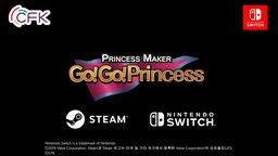 《美少女梦工厂GO!GO!美少女》发表 登陆Switch和PC平台