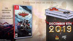 《神界:原罪2 决定版》实体版将于12月6日起开放预订