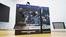 圖馬思特eSwap電競手柄開箱:面向PS4/PC的高端定制操控方案